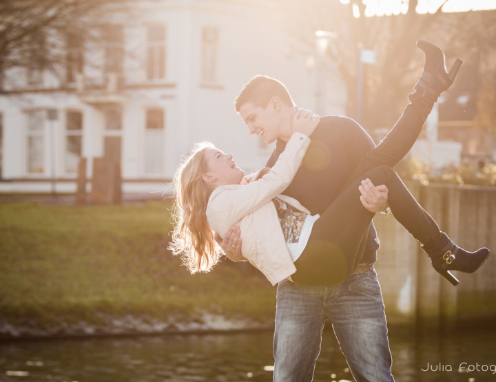 Loveshoot Rik & Leonie in Kampen