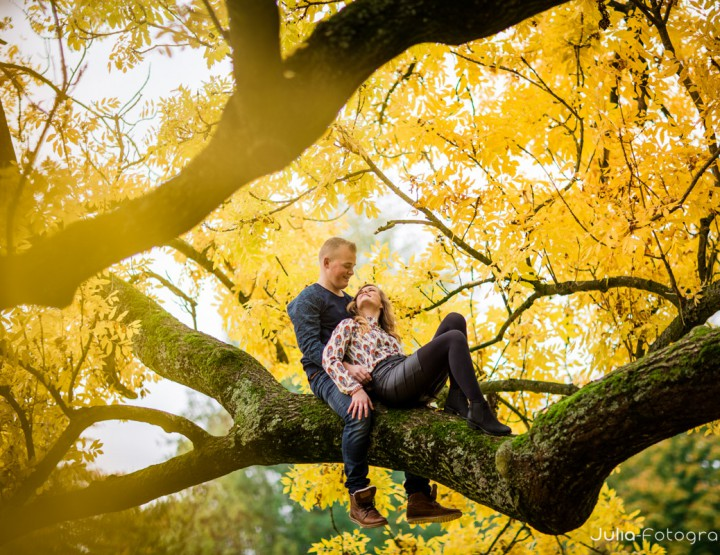 Loveshoot in Overijssel met Jan-Hendrik en Jannie
