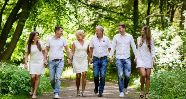 Fotoshoot familie Groothedde in Zwolle
