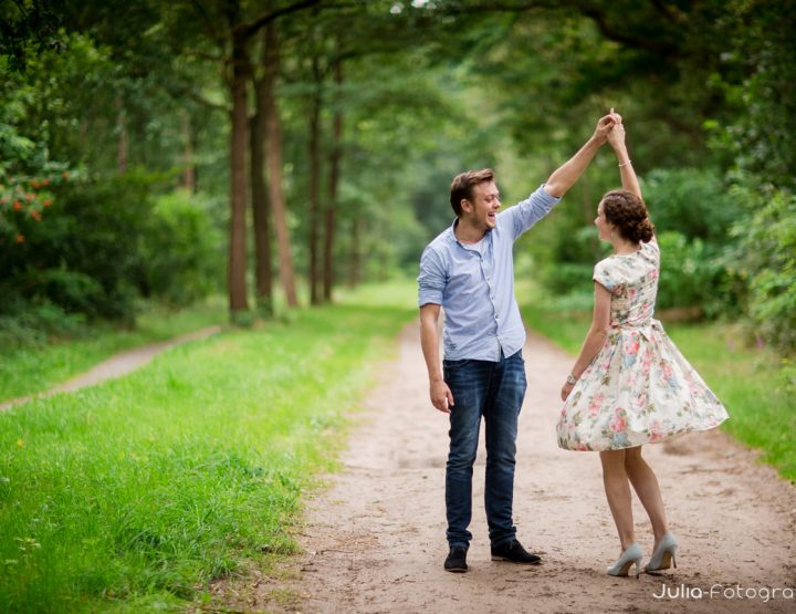 Loveshoot Jarne en Alinda in Staphorst