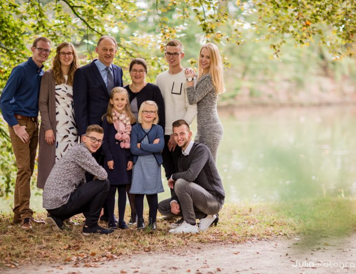 Fotoshoot familie in Zwolle